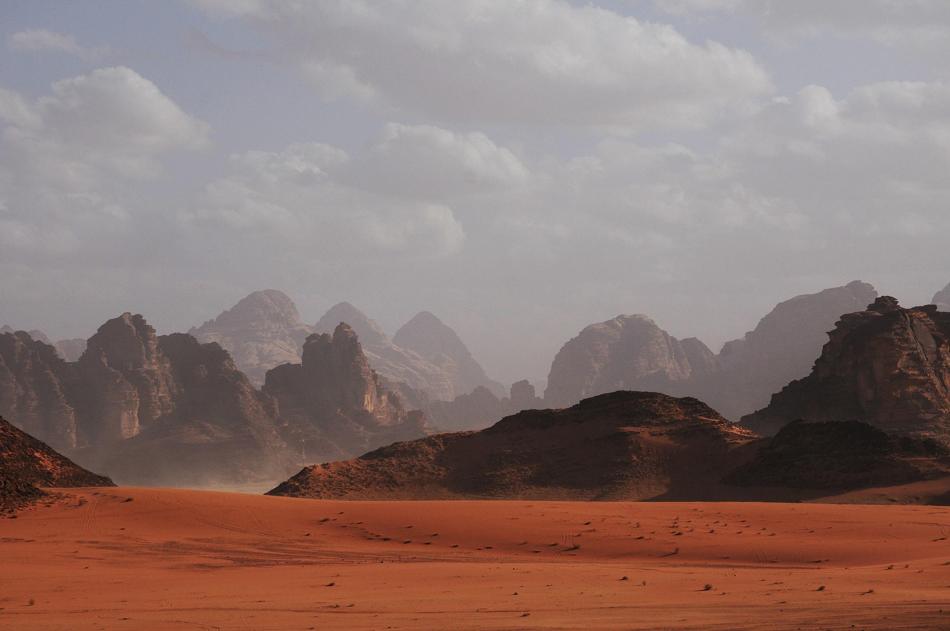 Photo by Juli Kosolapova: Mars akaWadi Rum, Aqaba, Jordan